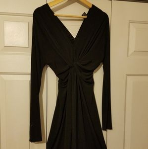New York and Company Long Sleeved Dress